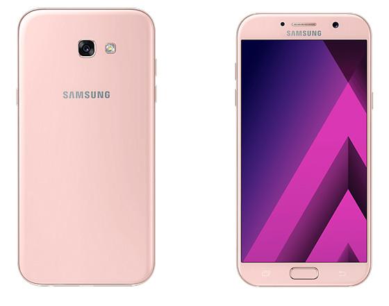 Для смартфонов Samsung Galaxy A7 (2017) и Galaxy A5 (2017) вышло обновление до Android 7.0 Nougat