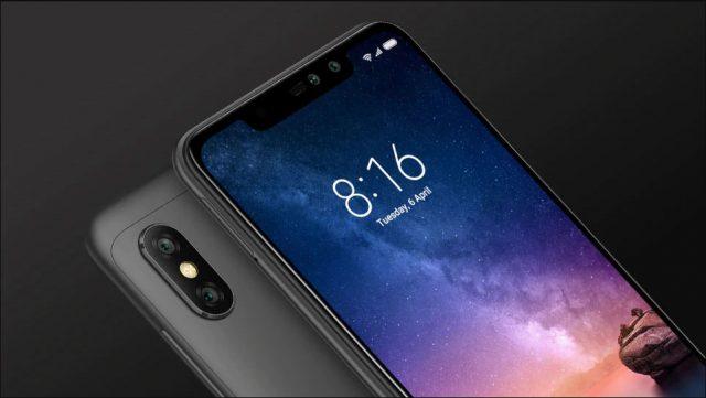 Новый смартфон среднего класса Xiaomi Redmi Note 6 Pro уже можно купить на AliExpress
