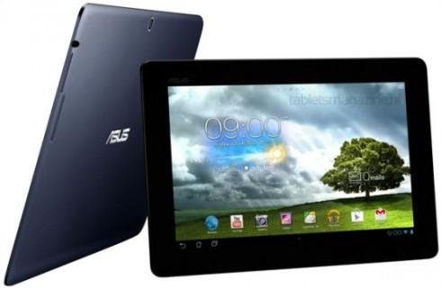На MWC 2013 будет представлен планшет ASUS MeMO Pad 10