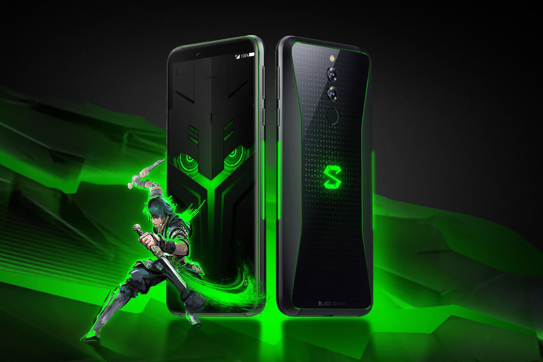 Игровой смартфон Xiaomi Black Shark Helo первым получил 10 ГБ ОЗУ