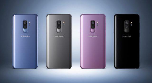Samsung представила смартфоны Galaxy S9 и Galaxy S9 Plus