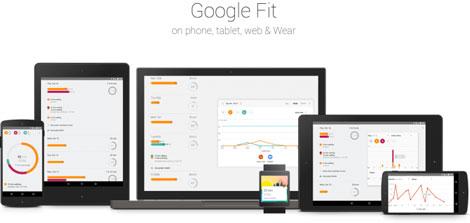 Google запустила сервис и фитнес-приложение Google Fit