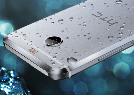 Вышел смартфон HTC Bolt в металлическом корпусе с защитой от воды по цене $600