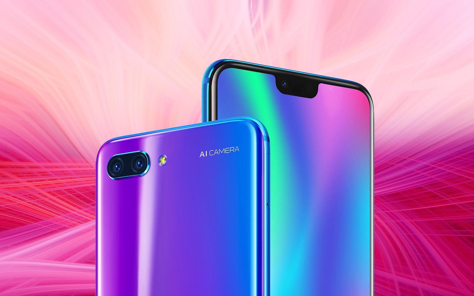 Huawei Honor 10 – Смартфон с флагманскими характеристиками и ценой от $414