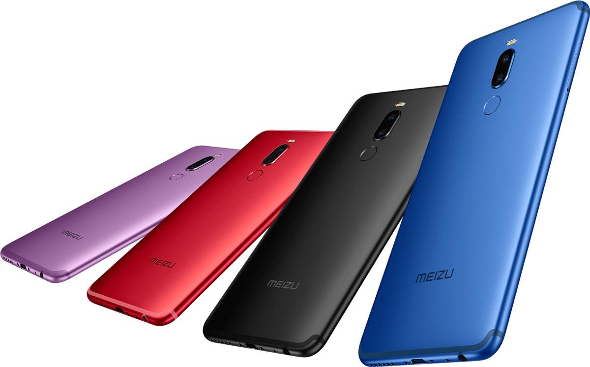 Meizu Note 8: распаковка, предварительный обзор, цена и где купить