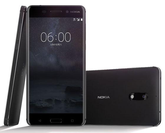 Android-смартфон Nokia 6 поступит в продажу по цене $250