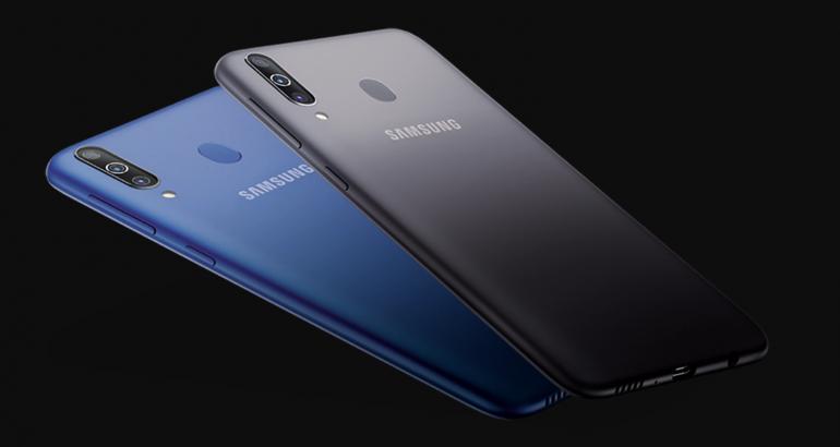 Samsung Galaxy M30 – смартфон среднего класса с большой батареей на 5000 мАч и ценой от $210