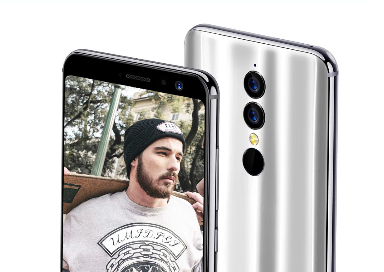 UMIDIGI A1 Pro – бюджетный смартфон с Android 8.1 по цене $100