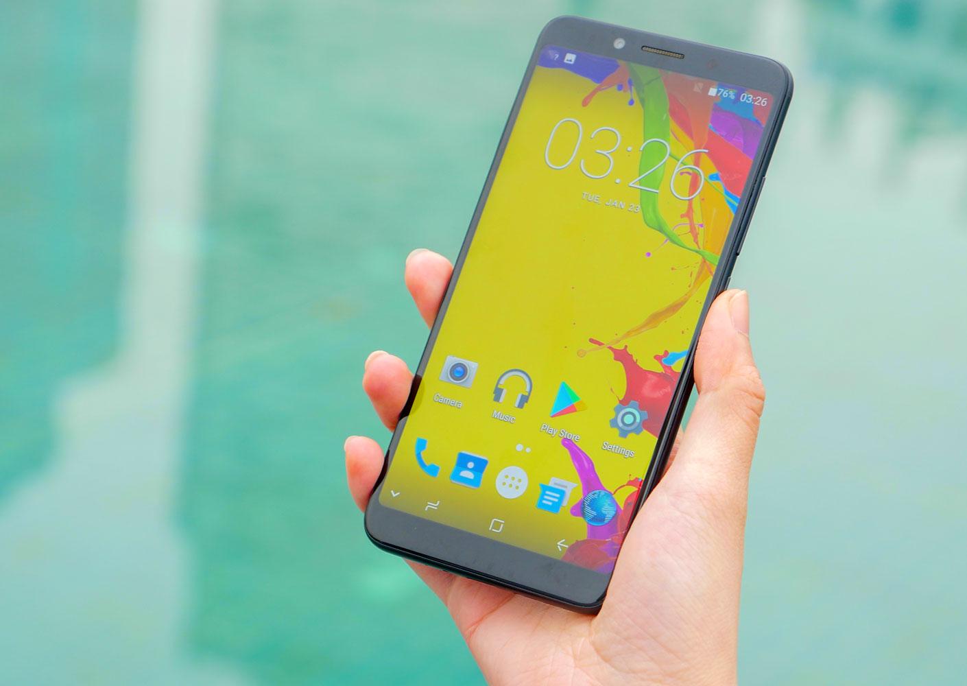 Обзор смартфона UMIDIGI S2 Lite