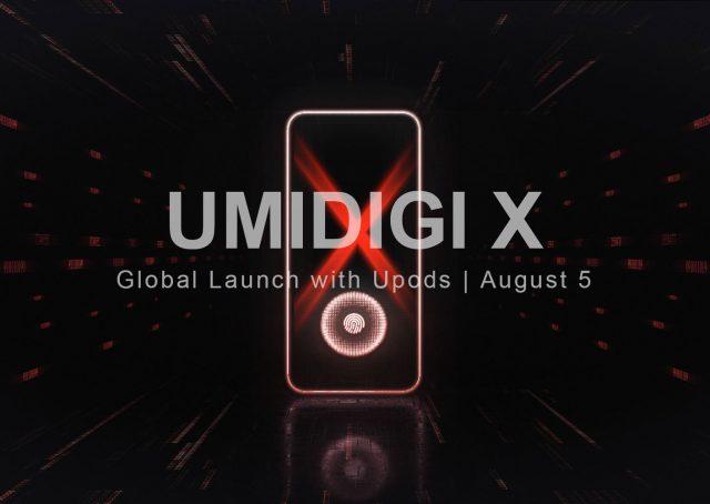 Смартфон UMIDIGI X и беспроводные наушники UMIDIGI Upods: характеристики, цены, розыгрыш