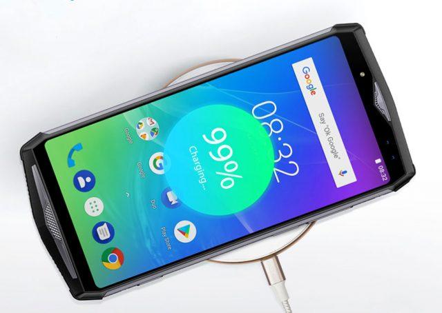 Ulefone Power 5S – Смартфон с большой батареей на 13000 мАч и ценой 199,99