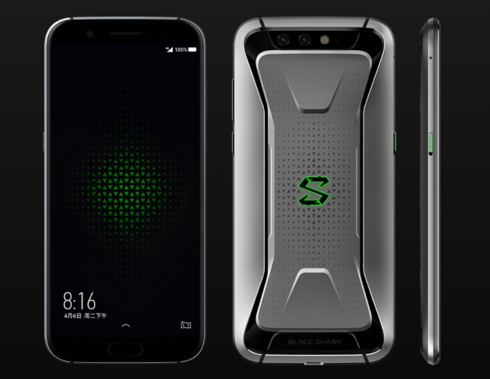 Игровой смартфон Xiaomi Black Shark – топовые характеристики при цене $477