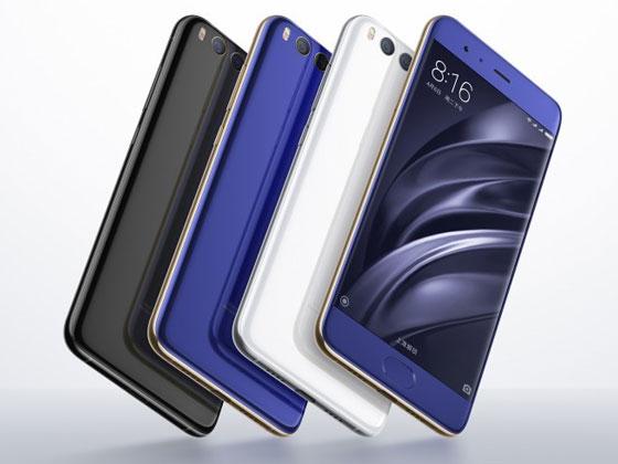 Флагманский смартфон Xiaomi Mi 6 получил сравнительно доступную цену