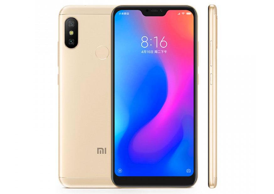 Смартфон Xiaomi Mi A2 Lite с чистой версией Android One уже можно купить на AliExpress по цене от $190