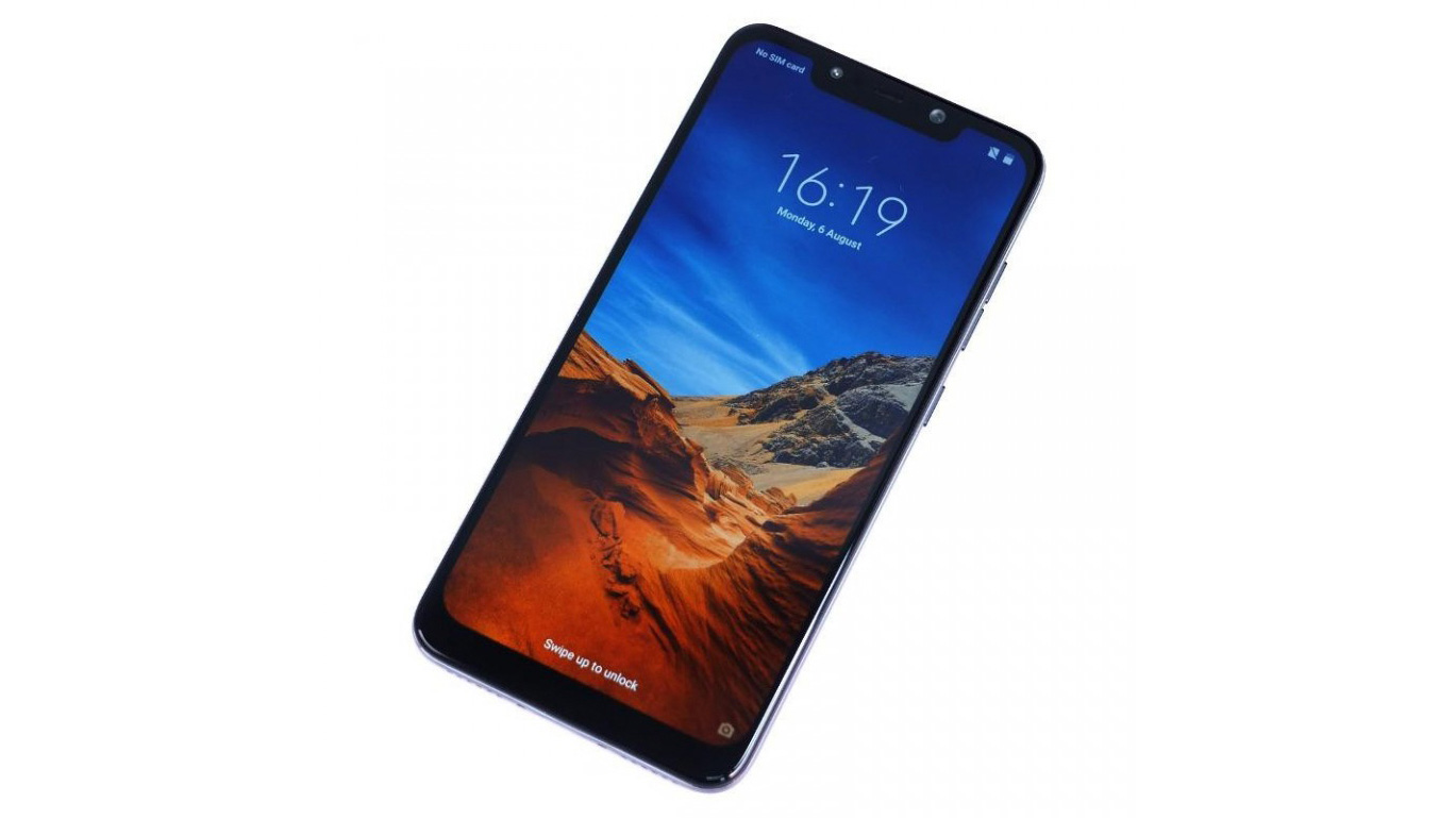 Флагманский смартфон Xiaomi POCOPHONE F1 с топовыми характеристиками и ценой $498 установил рекорд в Geekbench