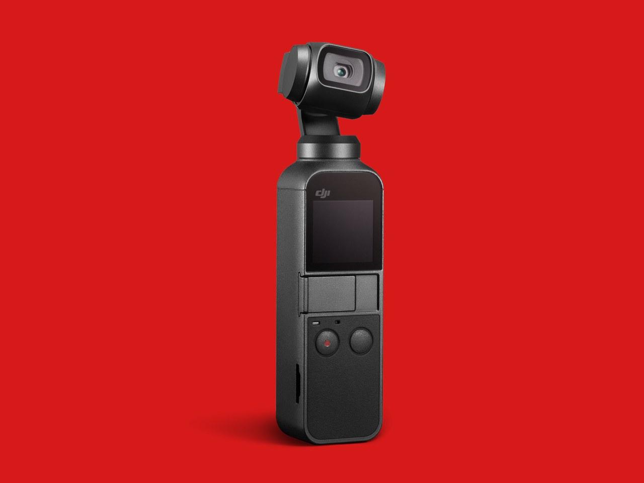 DJІ Osmo Pocket: обзор камеры со встроенным стедикамом