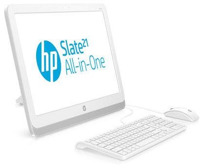 HP анонсировала моноблочный компьютер Slate 21 с ОС Android