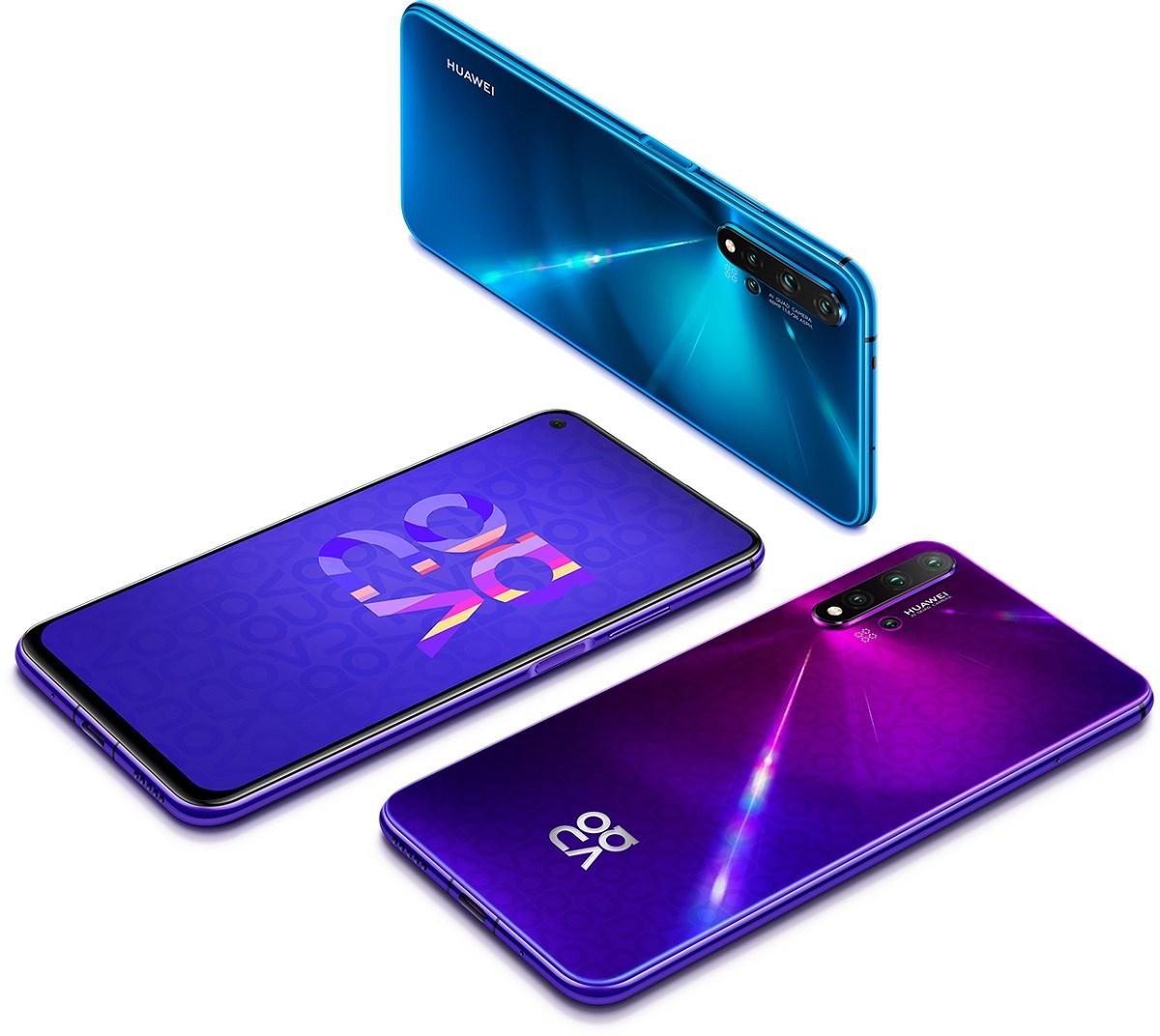 Huawei Nova 5T Обзор на русском: процессор, игры, камеры