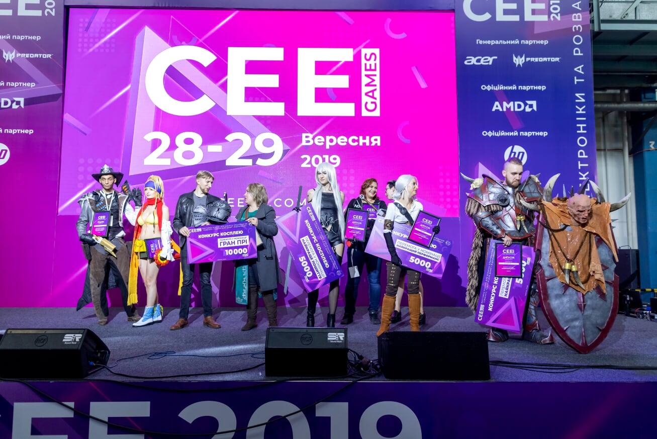 В Киеве прошла выставка потребительской электроники CEE и CEE GAMES 2019