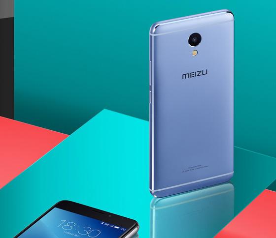Смартфон Meizu M5 Note в трёх модификациях предлагается по цене от $130