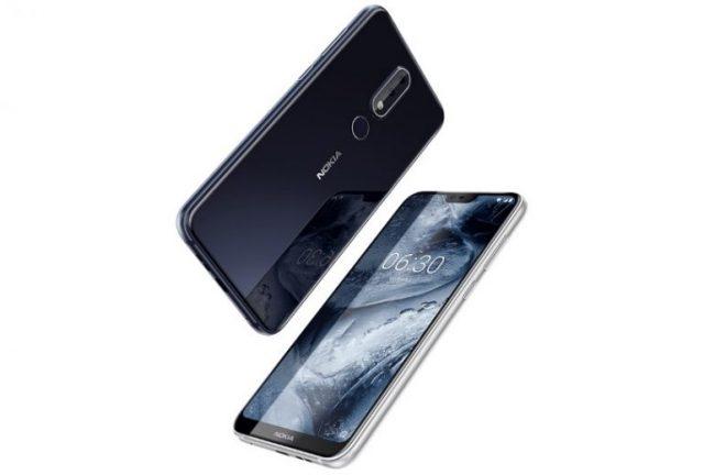 Nokia X6 2018 купить недорого на Aliexpress