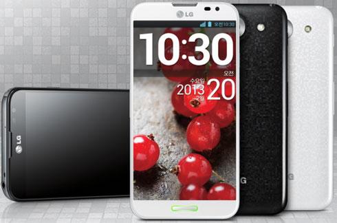 Смартфон LG Optimus G Pro