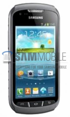 На MWC 2013 Samsung представит защищенный смартфон Galaxy XCover 2