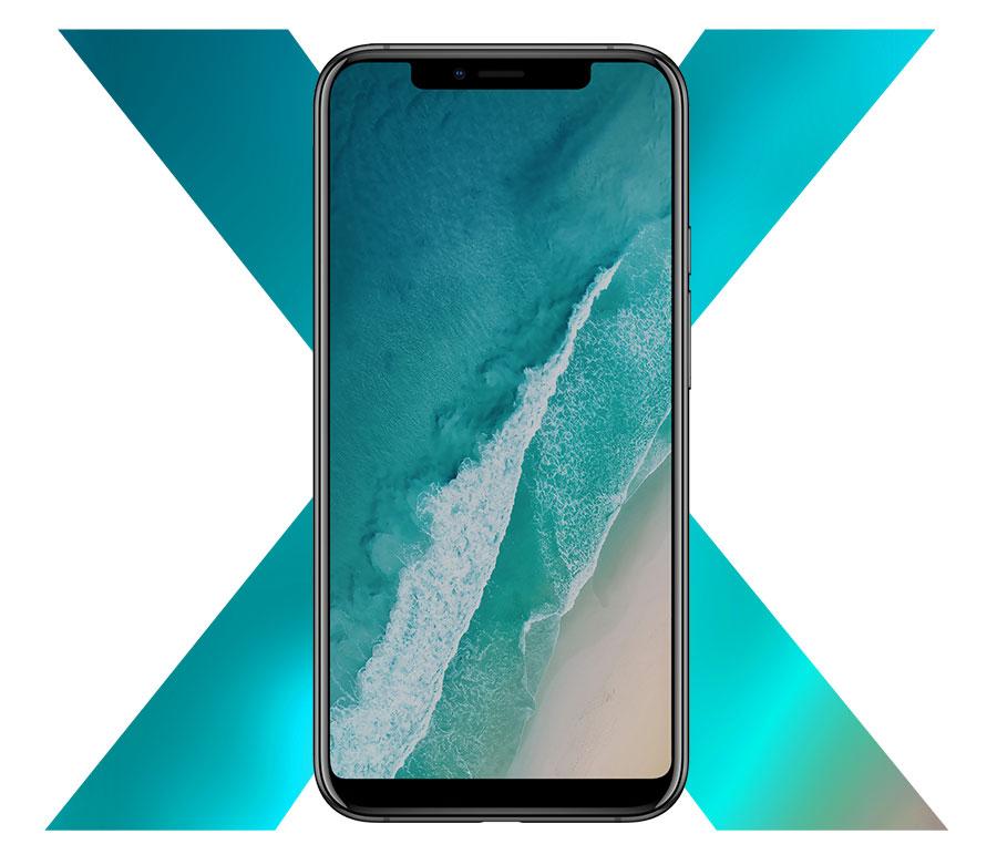 Ulefone X – доступная копия iPhone X на Android с 8-ядерным процессором и ценой до $200