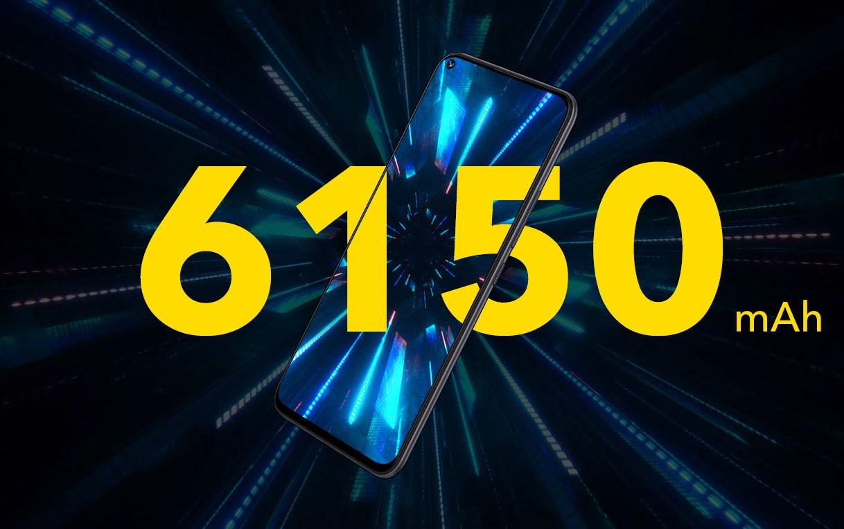 UMIDIGI Power 3 получил большую батарею, NFC и Android 10