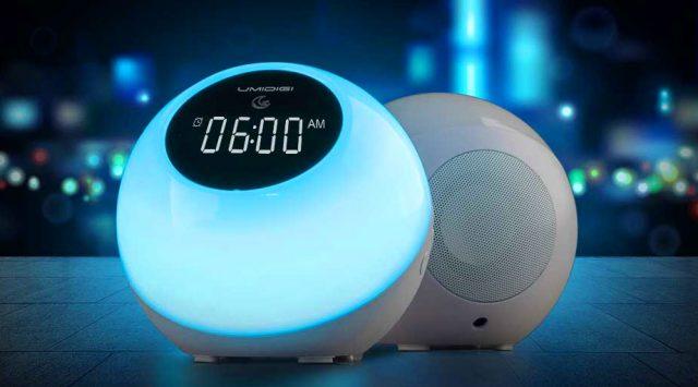 Bluetooth колонка UMIDIGI Uwake по цене $20 получила разноцветную подсветку и ряд дополнительных функций