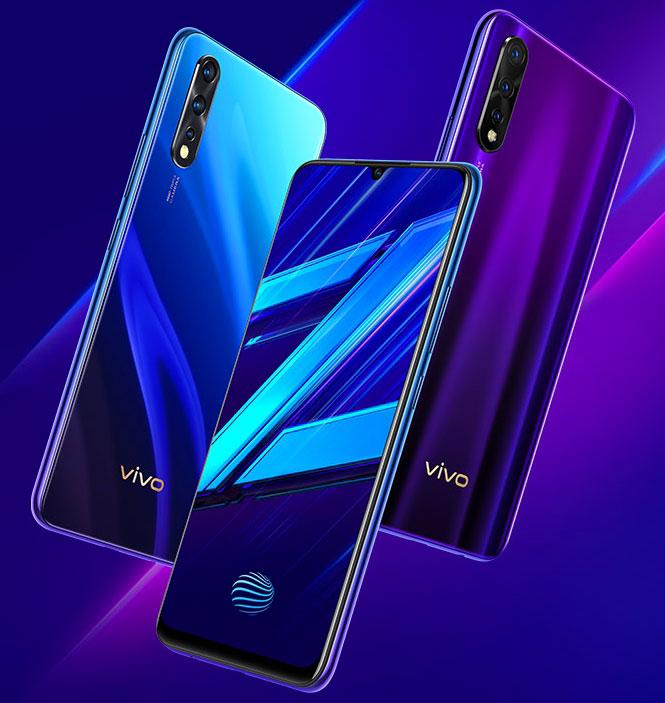 Анонсирован хороший смартфон vivo Z1x по цене от $240